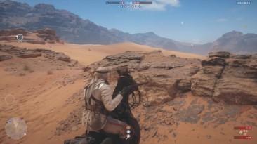 Рандом и безумный Battlefield