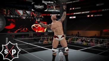 """WWE 2K16 """"Рэнди Ортон'21 мод"""""""
