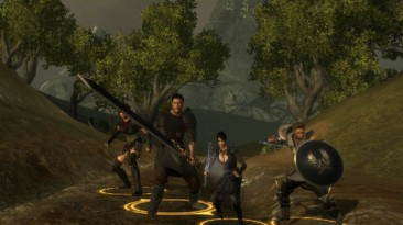 """Dragon Age: Origins """"New combat running animation and Idle animation"""""""