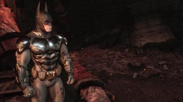 "Batman: Arkham City ""Скин Arkham Knight [sosiska и fraiser]"""