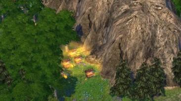 "Heroes Of Might And Magic 5: Повелитель орды ""Карта - Allies Attack"""