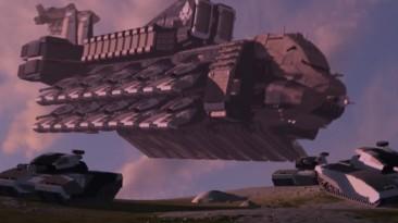 Supreme Commander- начальный ролик, русская озвучка
