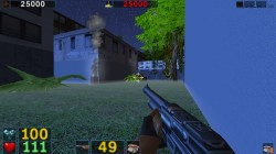 "Serious Sam: The Second Encounter ""Southern Micro-District"""