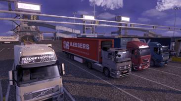 Патч Euro Truck Simulator 2 v1.8.2.5. - 1.9.22