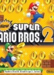 Обложка игры New Super Mario Bros. 2