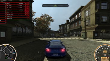 Need for Speed: Most Wanted (2005): Чит-Мод/Cheat-Mode (VerbleHack v4.1)