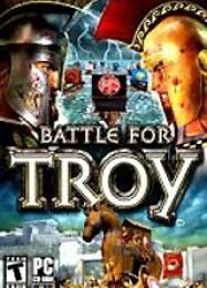 Обложка игры Battle for Troy