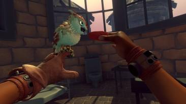 Ручной сокол и борьба за свободу - приключенческий экшен Falcon Age для PS4 выйдет 9 апреля