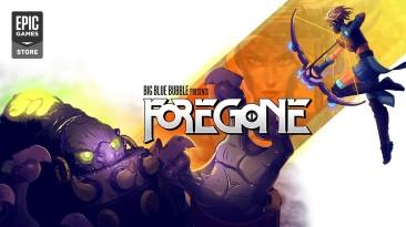 Бодрое рубилово в геймплейном трейлере Foregone