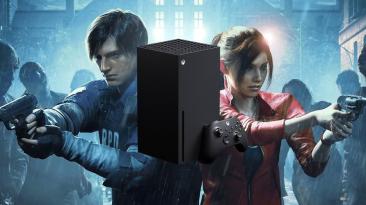 Resident Evil 2 Remake загружается за 20 секунд на Xbox Series X