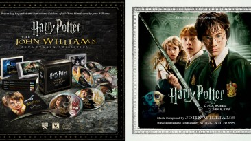 "Harry Potter and the Chamber of Secrets ""Полный Саундтрек"""
