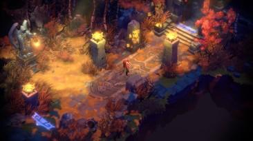Обзор Battle Chasers: Nightwar. Когда попал не в тот район