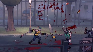 Bloody Zombies - Релизный трейлер (Xbox One)