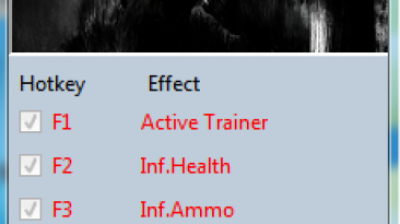 Betrayer: Трейнер/Trainer (+3) [1.0] {MrAntiFun}