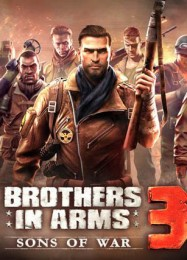 Обложка игры Brothers in Arms 3: Sons of War