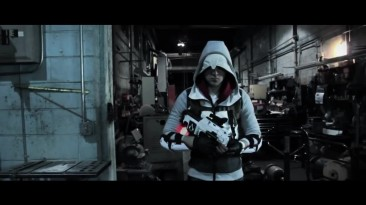 Futuristic Assassin's Creed