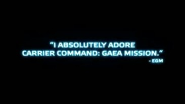 "Carrier Command: Gaea Mission ""Релизный трейлер"""