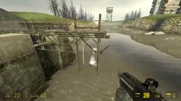 Все это делали в Half-Life 2