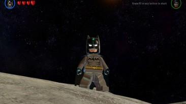 "LEGO Batman 3: Beyond Gotham ""Batman - Justice League War Skin"""