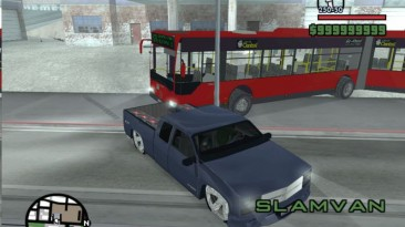 "Grand Theft Auto: San Andreas ""Silverado 1996"""