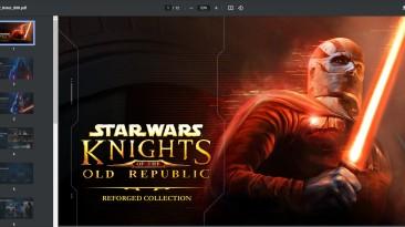 Соучредитель BioWare хотел сделать обновлённые версии двух частей Knights of the Old Republic