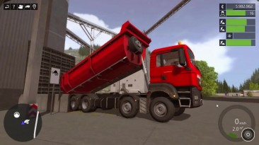 """Construction Simulator 15 """"Айда на каток _ ч43 """""""