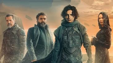 """Директор Warner Bros. подтвердила продолжение """"Дюны"""" Дени Вильнёва"""