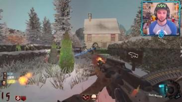 Рождественские специальные зомби ВО3