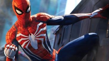 """Spider-Man: Web of Shadows """"Скин - Spider-Man PS4"""""""