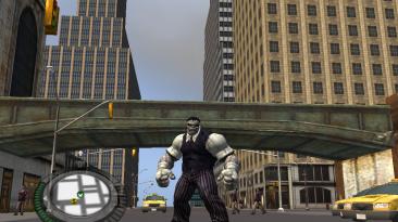 "The Incredible Hulk ""Скин Джо Фиксит"""