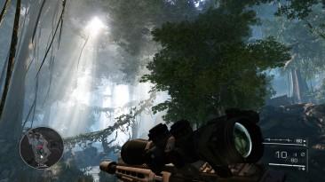 """Sniper: Ghost Warrior 2 """"Maximum Beauty V-sync + Blur Fix / максимальный конфиг с отключенным размытием"""""""