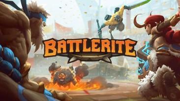 Сетевой экшен Battlerite покинет ранний доступ 8 ноября