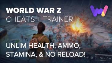 World War Z: Трейнер/Trainer (+6) [UPD: 20.09.2019] {MrAntiFun / WeMod}