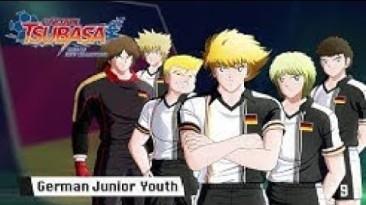 Bandai Namco продемонстрировал юную немецкую молодежь в действии на футбольном поле