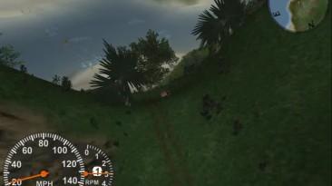 Прохождение 4х4: Evolution 2 #19 - Миссия: Остров черепа - В поисках сокровищ