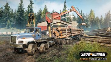 3 сезон SnowRunner будет включать новые карты и транспортные средства