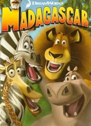 Обложка игры Madagascar