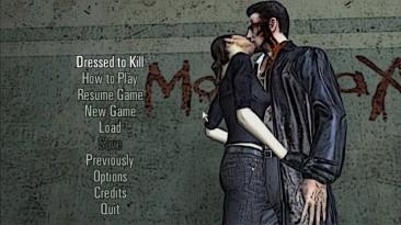 "Max Payne 2 ""Модификация Dressed to Kill"""