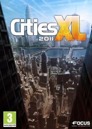 Обложка игры Cities XL 2011