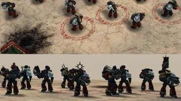 """Warhammer 40.000: Dawn of War """"Codex Mod v. 4.0 for Soulstorm"""""""