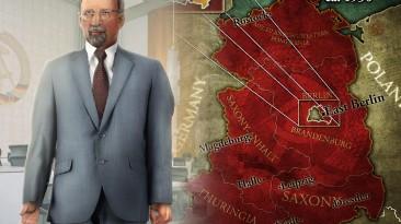"""Sid Meier's Civilization 5 """"ГДР во главе с Вальтером Ульбрихтом на русском языке (перевод)"""""""