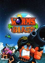 Обложка игры Worms Blast