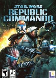 Обложка игры Star Wars: Republic Commando