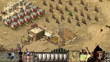 [Прохождение] Stronghold Crusader - Mission 6