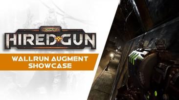 Necromunda: Hired Gun, захватывающее видео демонстрирует бег по стене