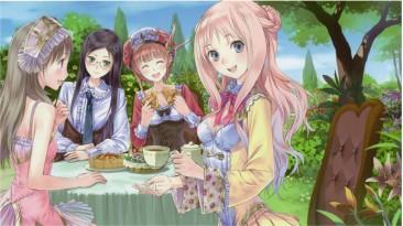 Релиз Arland Atelier Trilogy на PS3 состоится в марте
