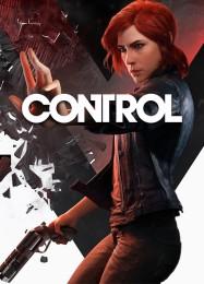 Обложка игры Control