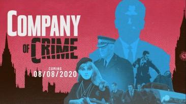 """Геймплейный трейлер и дата выхода стратегии """"Company of Crime"""""""