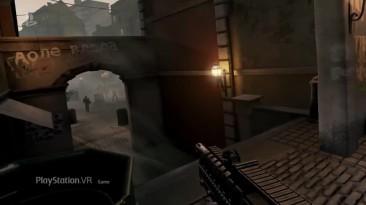 Трейлер VR шутера Bravo Team