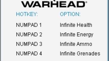 Crysis - Warhead: Трейнер/Trainer (+6) [1.1.1687: DX10] {24K/PlayGround.ru}